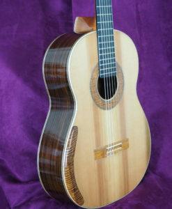 Klassische Meistergitarre Konzertgitarre du gitarrenbauer graham caldersmith www.klassische-meistergitarren