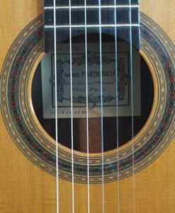 Daniel Friederich Konzert gitarre Meistergitarre Meistergitarre gitarrenbauer