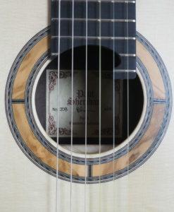 Paul sheridan Konzert gitarre Meistergitarre Meistergitarre gitarrenbauer lattice.  www.klassische-meistergitarren.defr