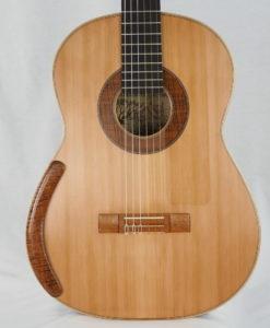 Konzert gitarre Meistergitarre Meistergitarre gitarrenbauer Graham Caldersmith 17CAL108-01