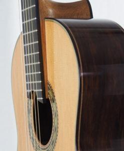 gitarrenbauer Keijo Korelin Klassische gitarre doubletop 17KOR093-08