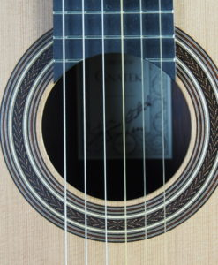 gitarrenbauer ZBIGNIEW GNATEK Klassische gitarre